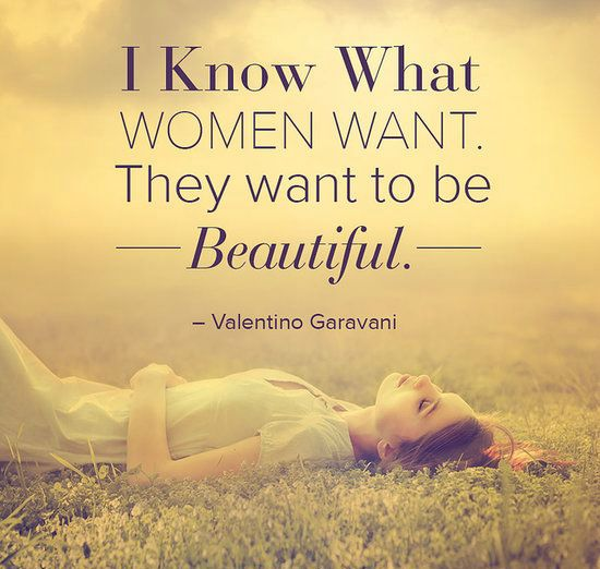 Women-want-to-be-beautiful